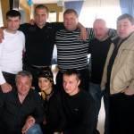 Павел Ростов, Олег Андрианов, Сергей Новиков, Жека, Михаил Шелег, Александр Дюмин